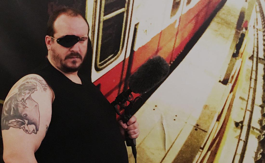 jonathan zenti audio podcast documentari fuga da milano